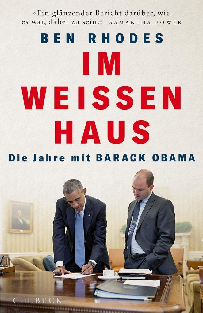 Im Weißen Haus als Buch