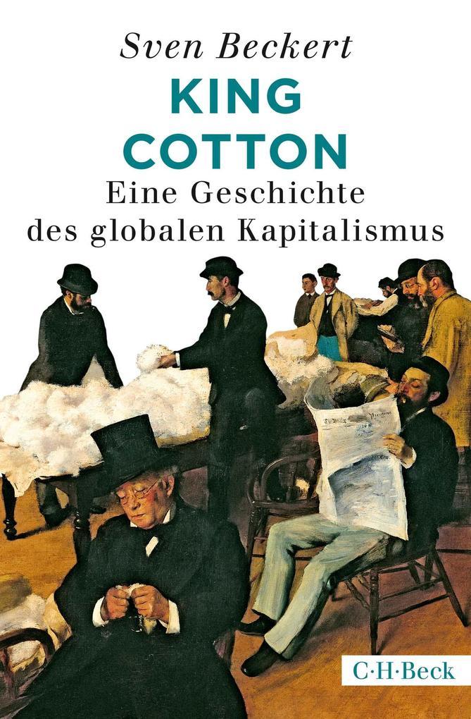 King Cotton als Buch