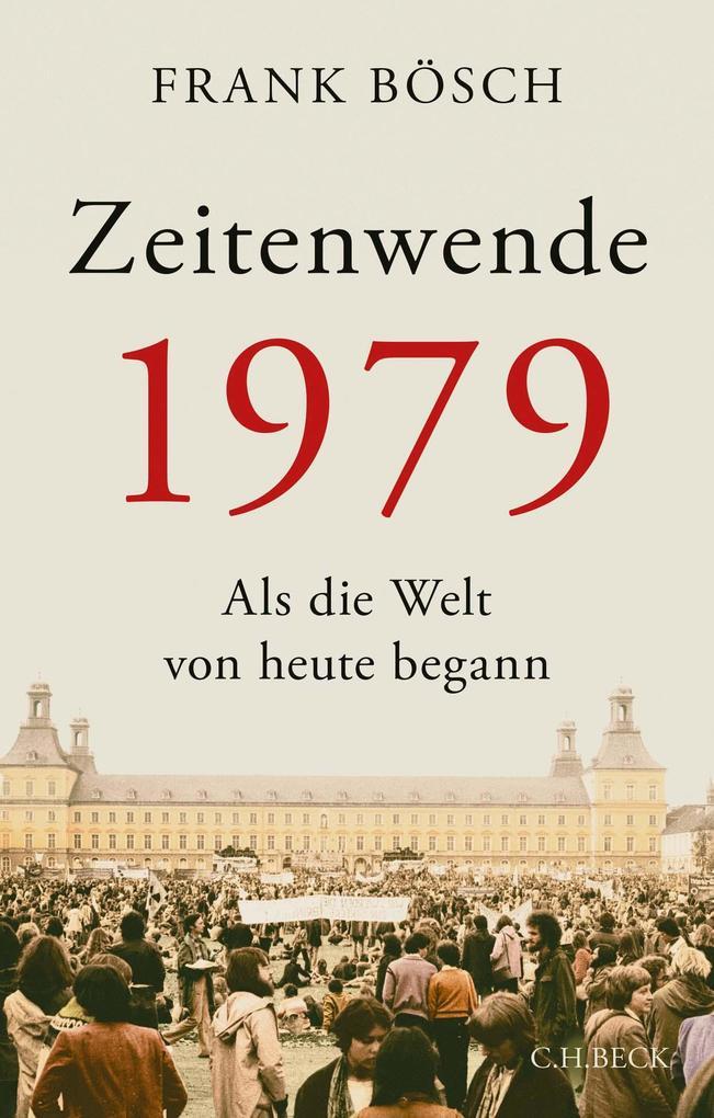 Zeitenwende 1979 als Buch