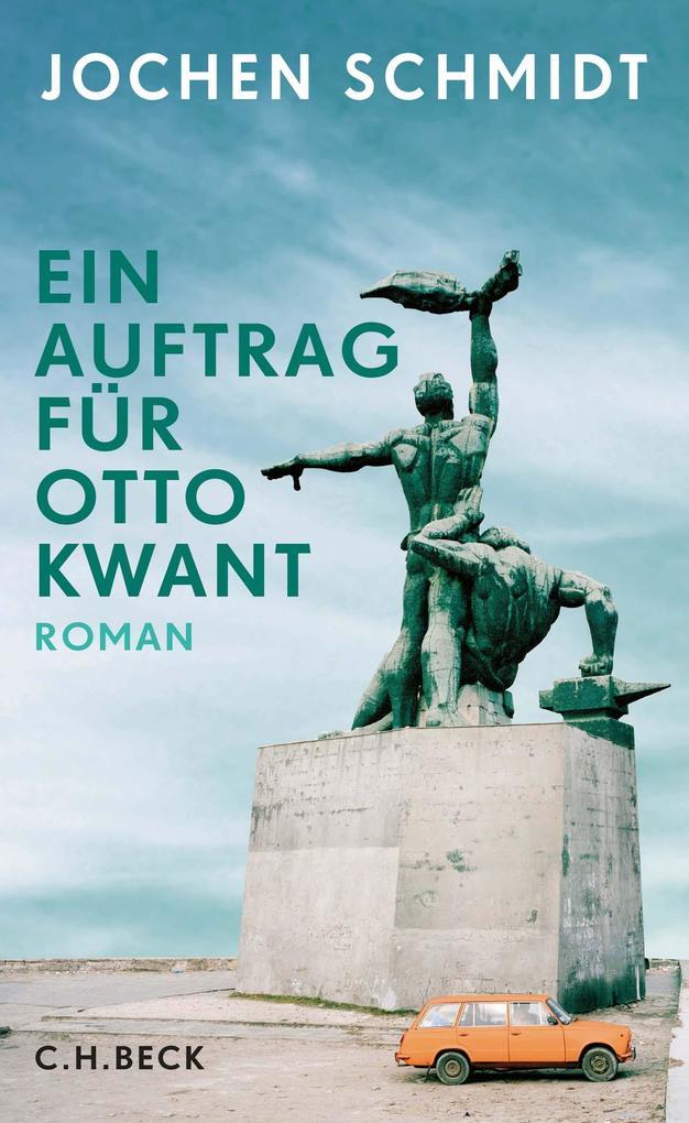 Ein Auftrag für Otto Kwant als Buch (gebunden)
