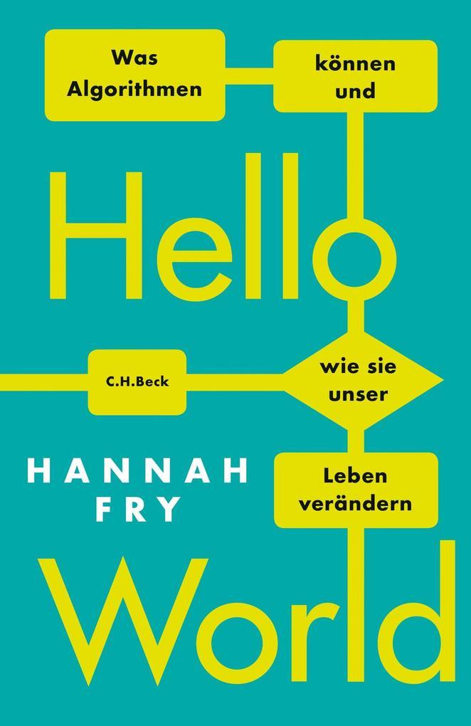 Hello World als Buch