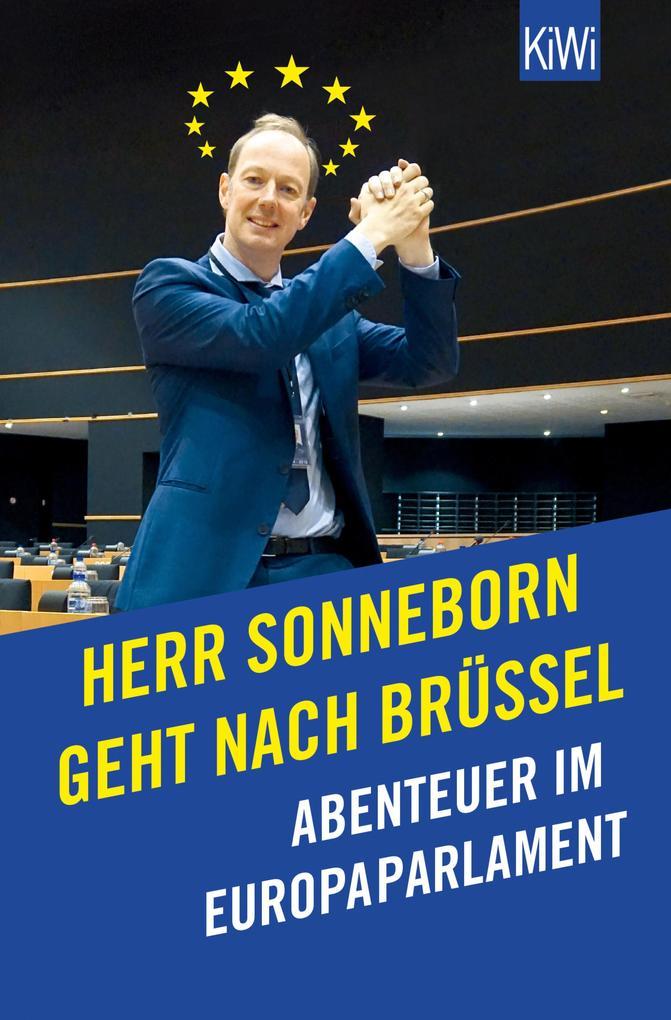 Herr Sonneborn geht nach Brüssel als eBook