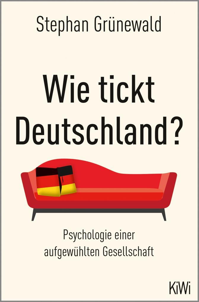 Wie tickt Deutschland? als eBook