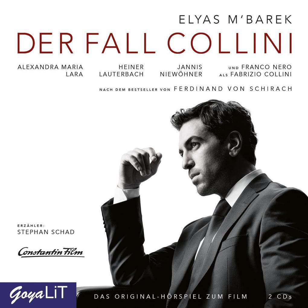 Der Fall Collini als Hörbuch