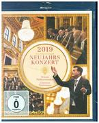 Neujahrskonzert 2019 / New Year's Concert 2019 Bluray