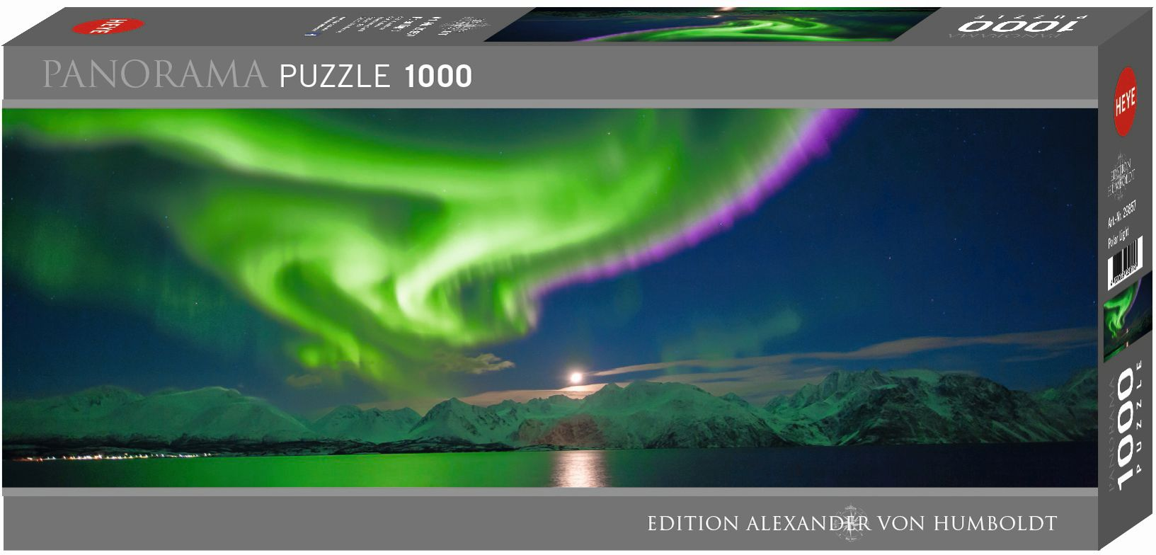 Polar Light Puzzle 1000 Teile als sonstige Artikel