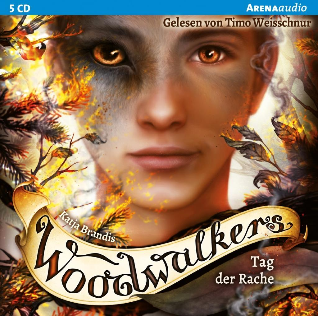Woodwalkers (6). Tag der Rache als Hörbuch