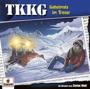 TKKG 208. Geheimnis im Tresor