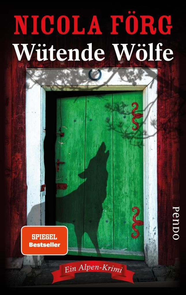Wütende Wölfe als eBook