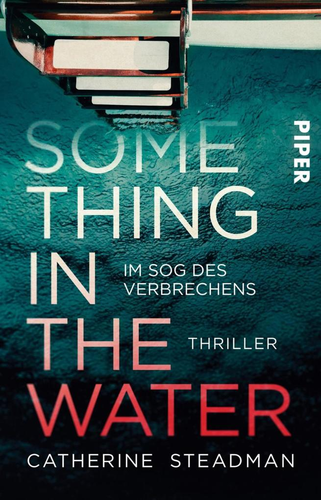 Something in the Water - Im Sog des Verbrechens als eBook