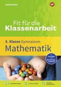 Fit für die Klassenarbeit - Gymnasium. Mathematik 5