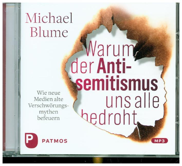 Warum der Antisemitismus uns alle bedroht als Hörbuch