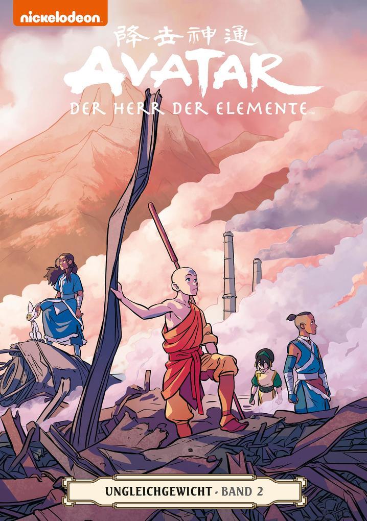 Avatar - Der Herr der Elemente 18 als Buch (kartoniert)