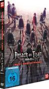 Attack on Titan - Anime Movie Teil 3: Gebrüll des Erwachens - DVD