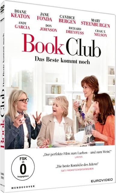 Book Club - Das Beste kommt noch als DVD