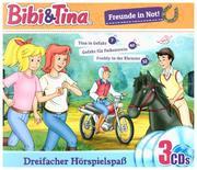 Bibi und Tina - 3er-CD Freunde in Not