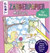 Zauberpapier Malbuch für Mädchen