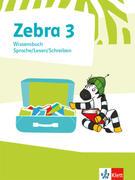 Zebra 3. Wissensbuch Klasse 3