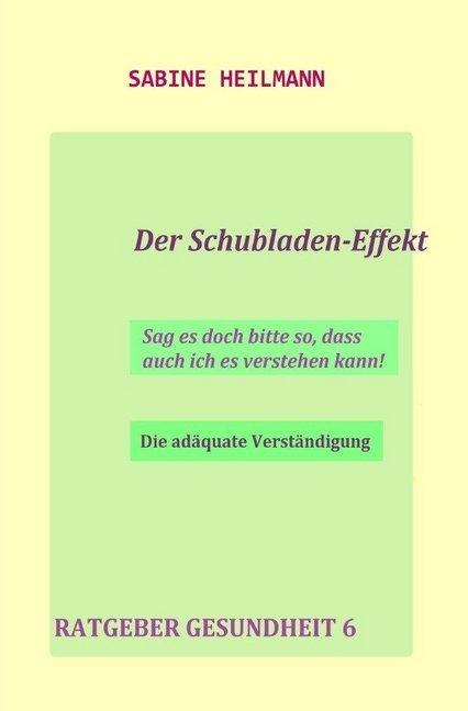 Der Schubladen-Effekt als Buch