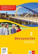 Découvertes 2. Ausgabe Bayern. Fit für Tests und Schulaufgaben. Arbeitsheft mit Lösungen und CD-ROM 2. Lernjahr