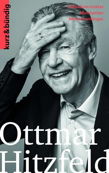 Ottmar Hitzfeld als Buch