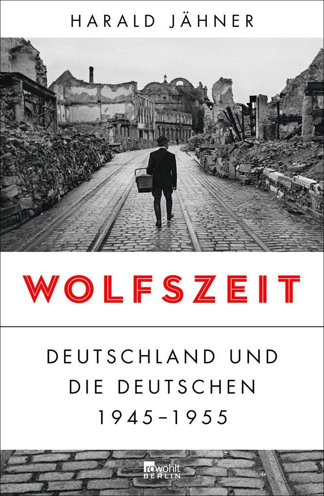 Wolfszeit als Buch