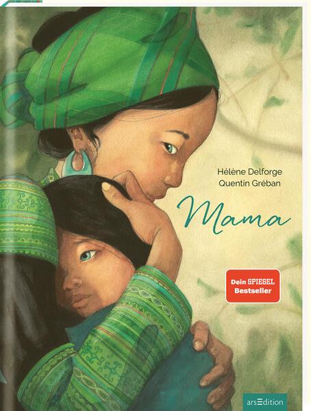 Mama als Buch