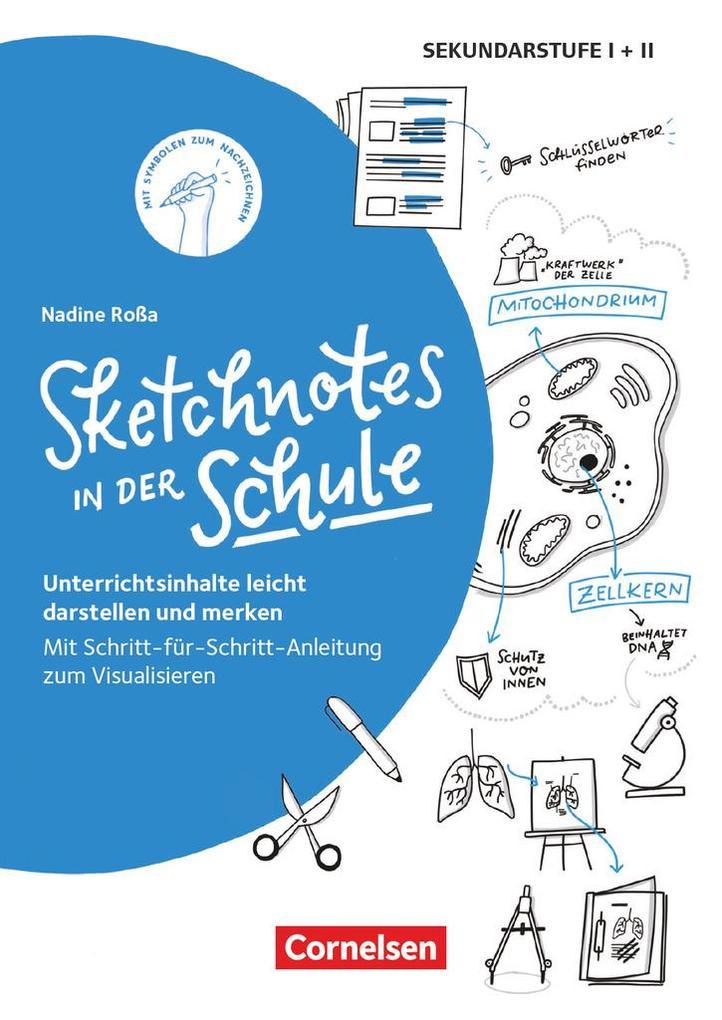 Sketchnotes in der Schule als Buch