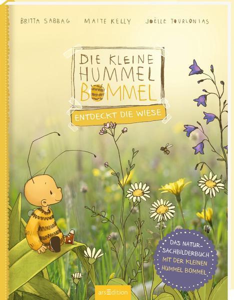 Die kleine Hummel Bommel entdeckt die Wiese als Buch