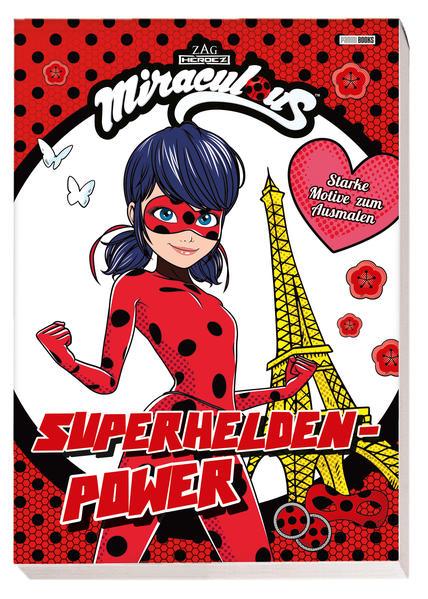 miraculous superheldenpower  starke motive zum ausmalen