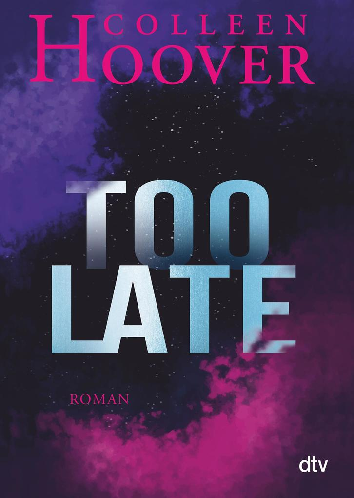 Too Late als eBook