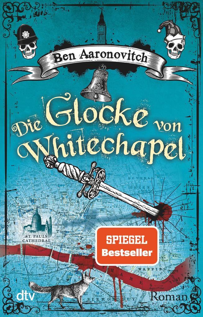 Die Glocke von Whitechapel als eBook