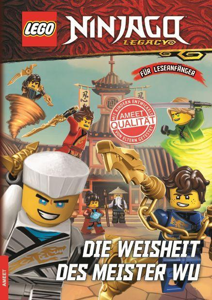 LEGO® NINJAGO® Die Weisheit des Meister Wu als Buch