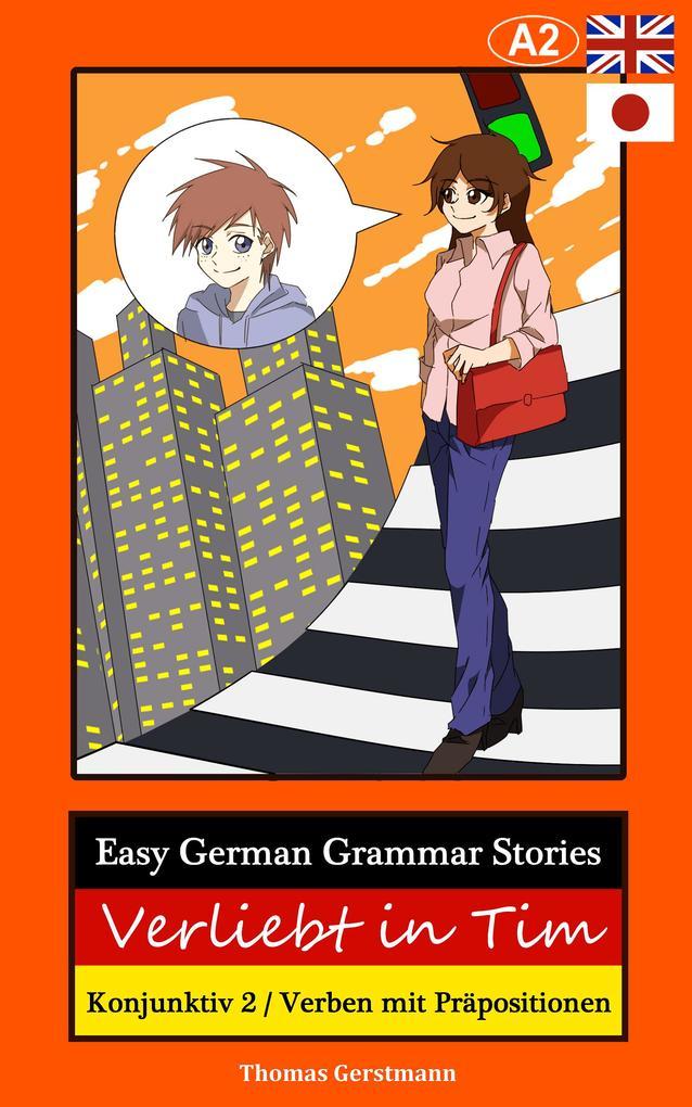 Easy German Grammar Stories als eBook