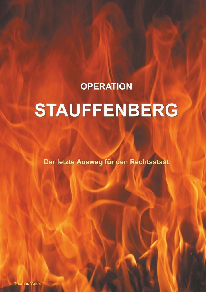 Operation Stauffenberg als Buch (kartoniert)