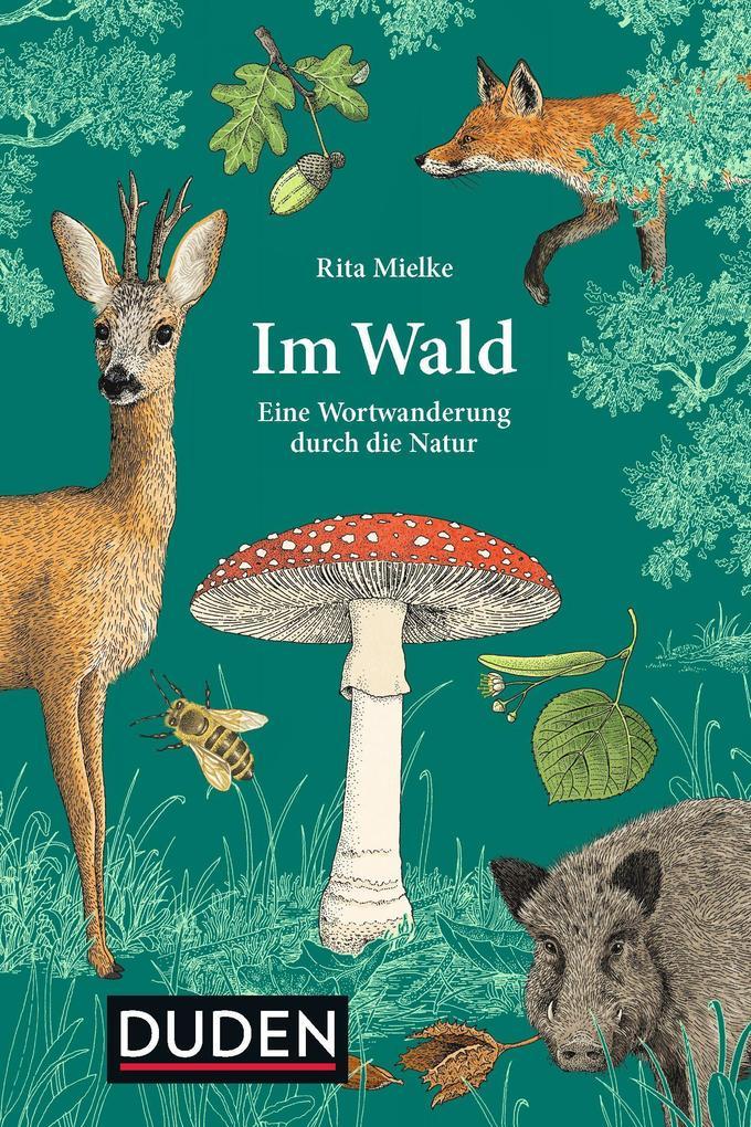 Im Wald als Buch