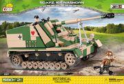 COBI - Small Army - SD.KFZ Nashorn