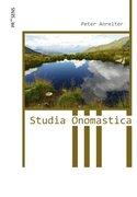 Studia Onomastica