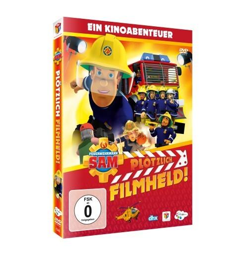 Feuerwehrmann Sam - Plötzlich Filmheld (Kinofilm) als DVD