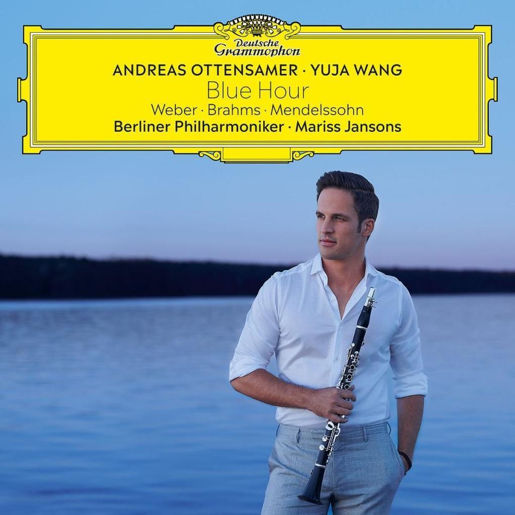 Blue Hour / Weber, Brahms, Mendelssohn als CD