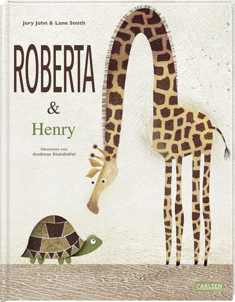 Roberta und Henry als Buch