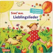 Sing mal (Soundbuch): Lieblingslieder