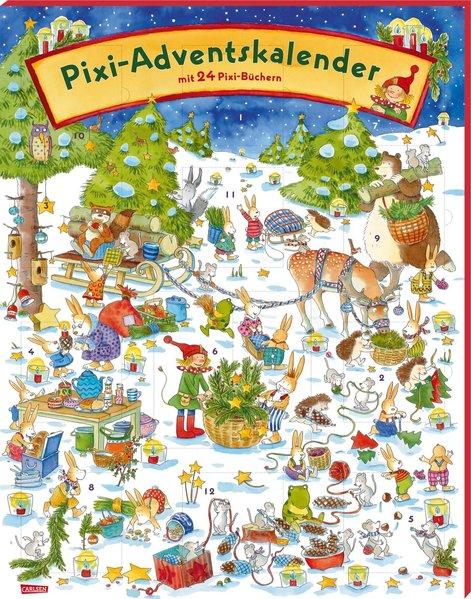 Pixi Adventskalender 2019 als Buch