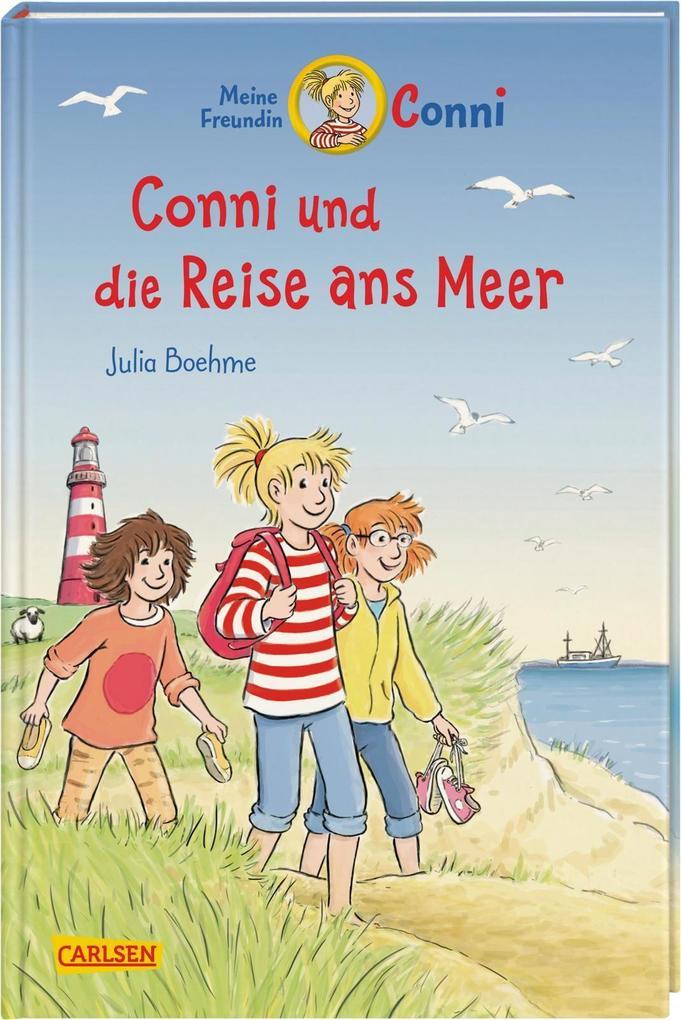 Conni und die Reise ans Meer als Buch