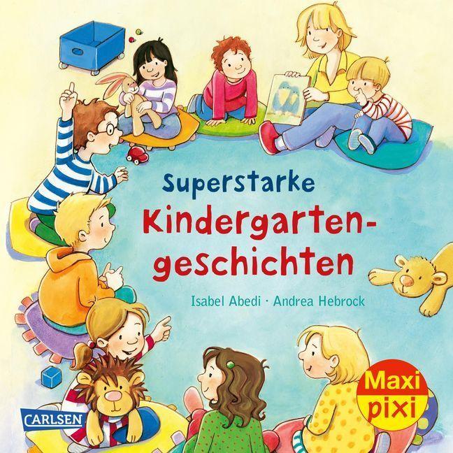 Superstarke Kindergartengeschichten als Buch
