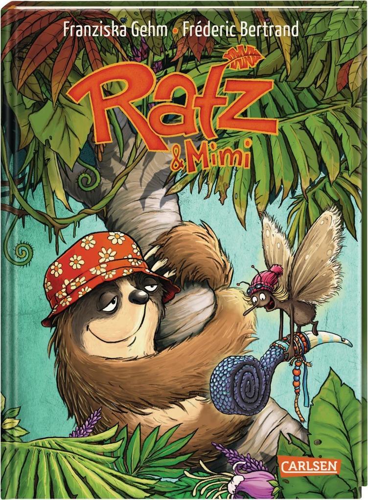 Ratz und Mimi als Buch