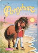 Ponyherz am Meer