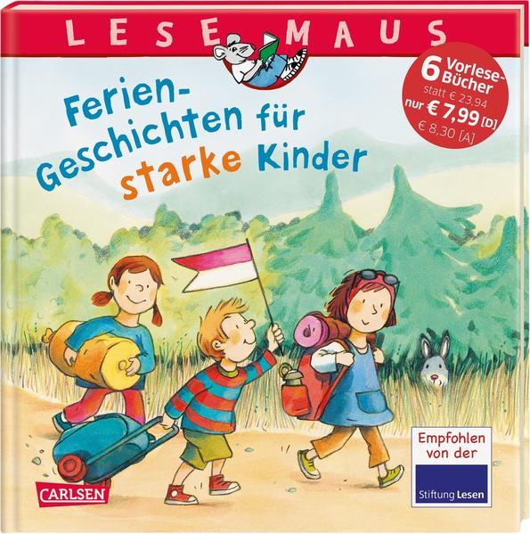 LESEMAUS Sonderbände: Ferien-Geschichten für starke Kinder als Buch