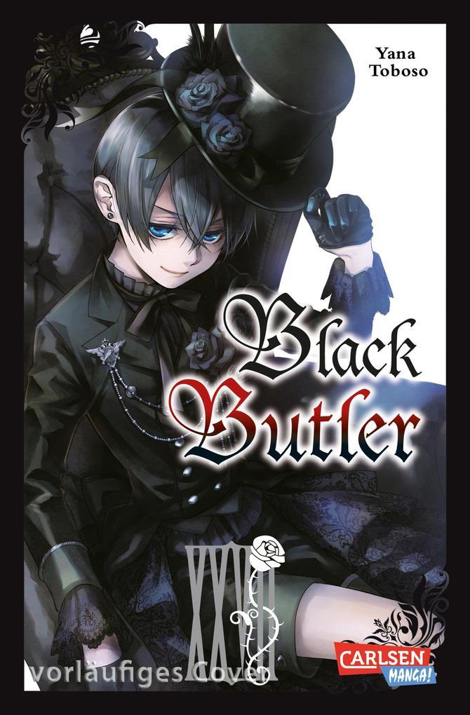 Black Butler 27 als Buch