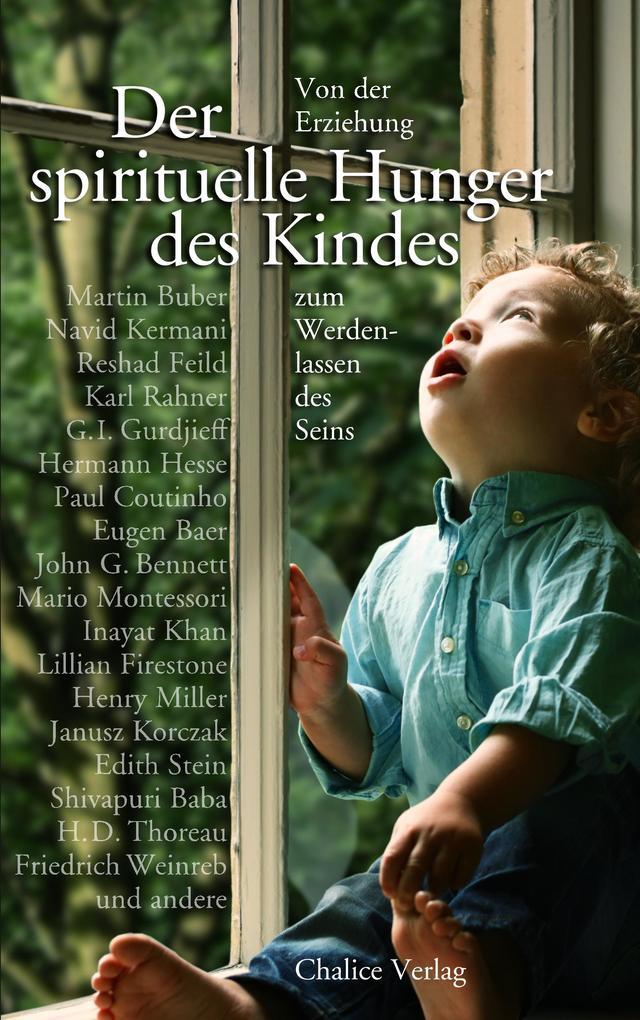 Der spirituelle Hunger des Kindes als Buch